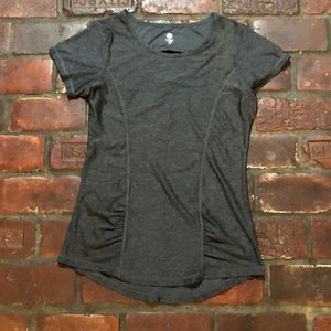 Gaiam Gray Shirt Size Small